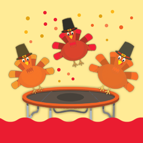 Tumblin Turkeys