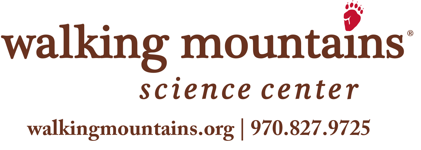 Primary Walking Mountains Science Center Logo Transparent WEB PNG