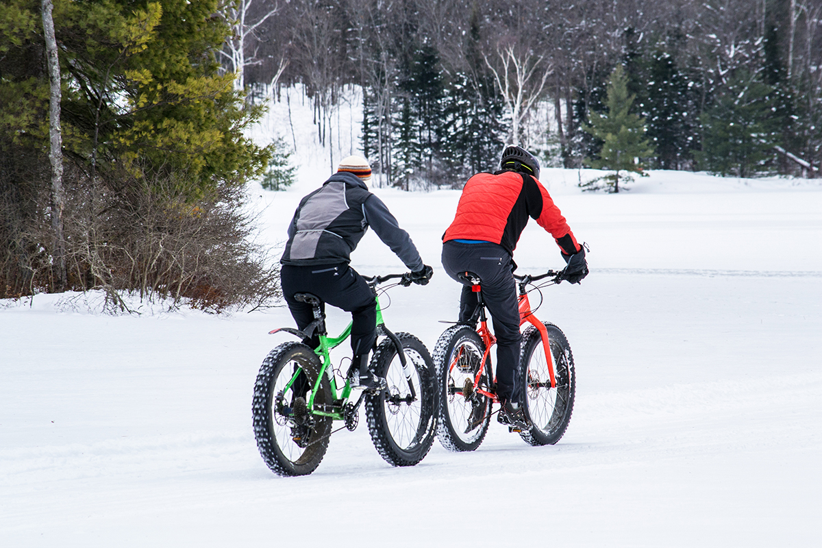 Fat bike small